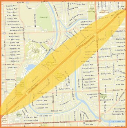 City Of Coral Gables Us 1 S Dixie Hwy Corridor Study