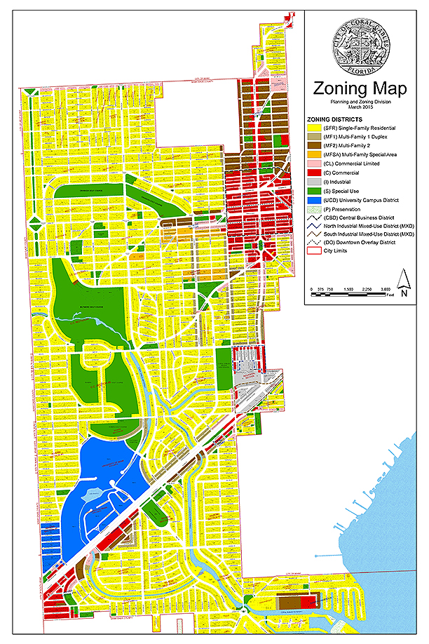 City Of Coral Gables Zoning Code Update 2018