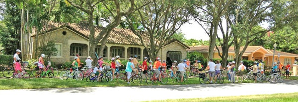 Gables Bike Tour: Gables Bike Day @ Coral Gables City Hall | Coral Gables | Florida | United States