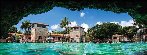 5 places to cool down in miami for Pool show coral gables